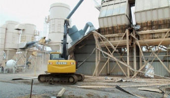 Conestoga Wood – Building Demolition